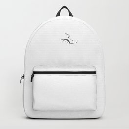 All About That Pace Track Field Runner Triathlete Backpack
