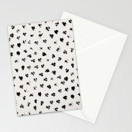 Polka Splotch Stationery Cards