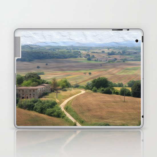 Tuscan Vista Laptop & iPad Skin