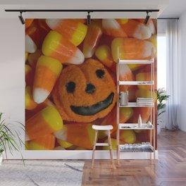 Halloween Candies Wall Mural