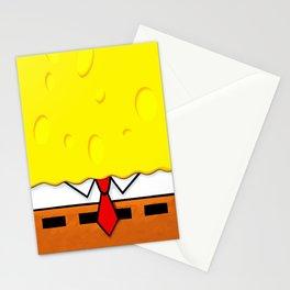 Spongebob  Stationery Cards