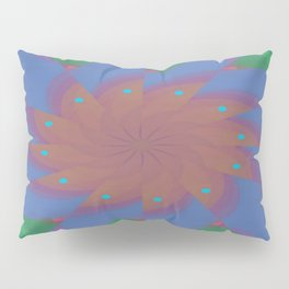 Omen of Brilliance Abstract - Pillow Sham