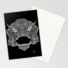 Deep Dweller Stationery Cards