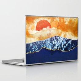 Amber Dusk Laptop & iPad Skin