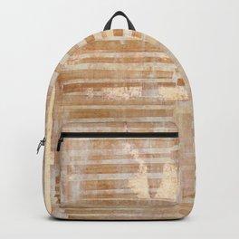 Rusty Grid Backpack