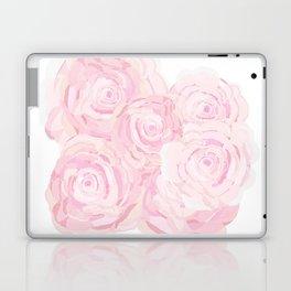 Shabby Chic Roes Laptop & iPad Skin