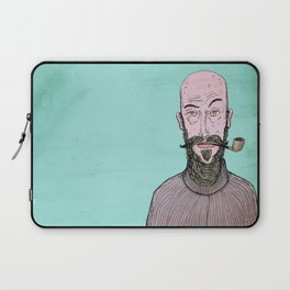 The Hipster Laptop Sleeve