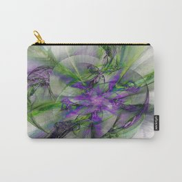 Painted with Love Carry-All Pouch