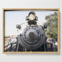 Strasburg Railroad Engine 90 Serving Tray