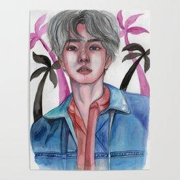 Baekhyun-PARADISE Poster