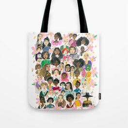 Women of the world Tote Bag
