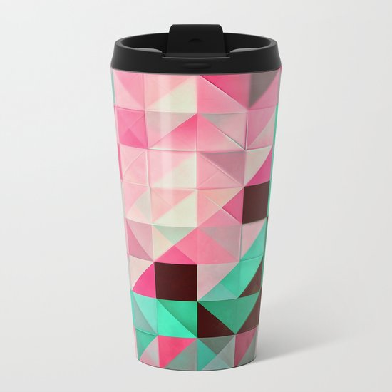 mynt chysyr Metal Travel Mug