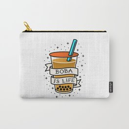 Boba Tea Ranking List Carry-All Pouch