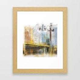 City-Art BERLIN Framed Art Print