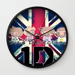 1D-112 Wall Clock