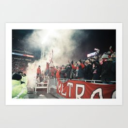 Ultras 006 Art Print