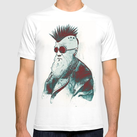 Evolution of Charles T-shirt