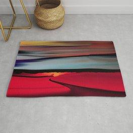 The Painted Desert Rug