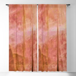 Wall of Citrine Blackout Curtain