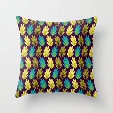 Little Leaf Throw Pillow