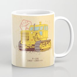T 100 Coffee Mug