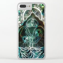 Interbeing Clear iPhone Case