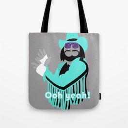 Macho Tote Bag