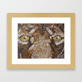 Lionize Framed Art Print