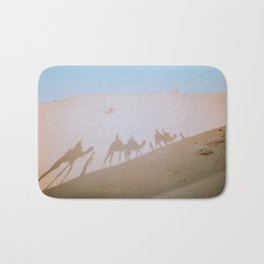 Desert Camels Bath Mat