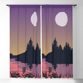 My Nature Collection No. 17 Blackout Curtain