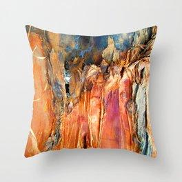 Wood Texture 86 Throw Pillow