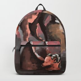 aries/gemini Backpack