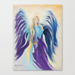 Angel for Creativity and Sensuality Canvas Print