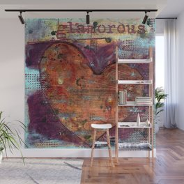 Permission Series: Glamorous Wall Mural