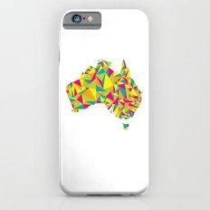 Abstract Australia Bright Earth iPhone 6s Slim Case