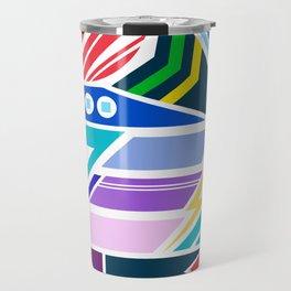 Geo Splash Travel Mug