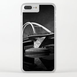 the reveal Clear iPhone Case
