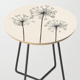 Dandelions Side Table
