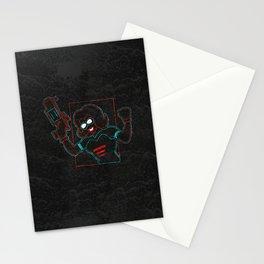 Revolver Stationery Cards