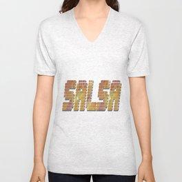 Salsa Tito Plex Unisex V-Neck