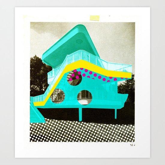 BauHaus 2 Art Print