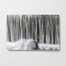 Waterfall I Metal Print
