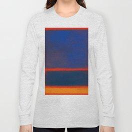 Rothko Inspired #7 Long Sleeve T-shirt