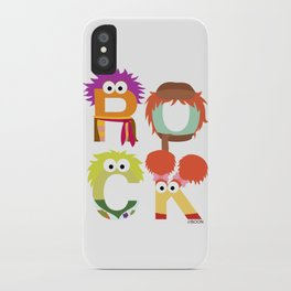 "A Fraggle ""ROCK"" iPhone Case"