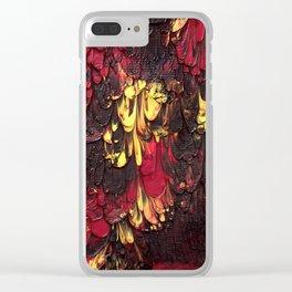 Vesuvio Clear iPhone Case