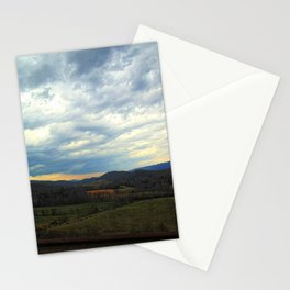Country Side Stationery Cards