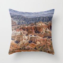 Bryce Canyon 2 Throw Pillow