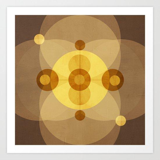 Textures/Abstract 102 Art Print