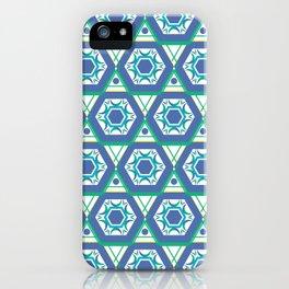 Geometric Shapes 4 iPhone Case