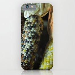 Indian Corn 3 iPhone Case